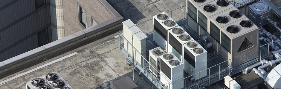 HVAC vibration control
