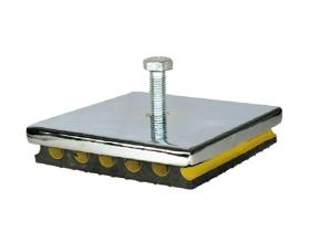 Elastic Metal Pad / Ελαστική βάση