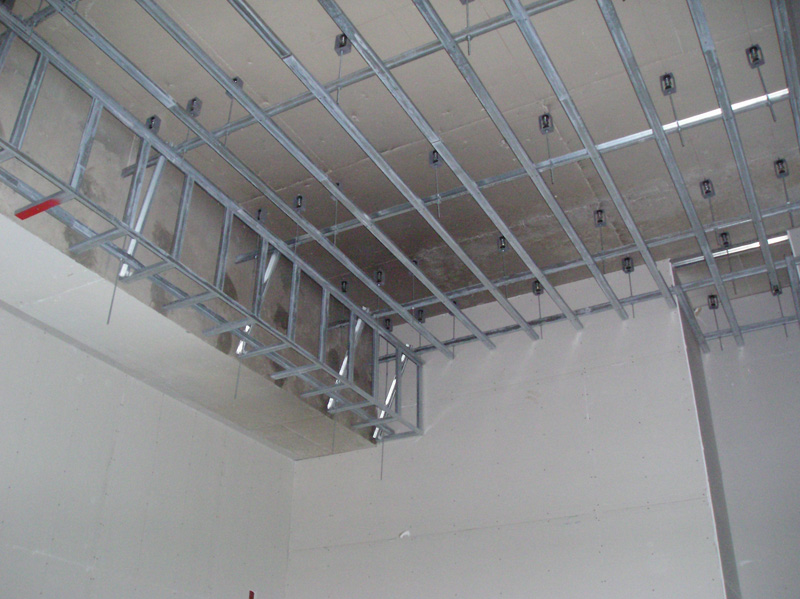 Vibration isolation ceiling hanger vibro ch