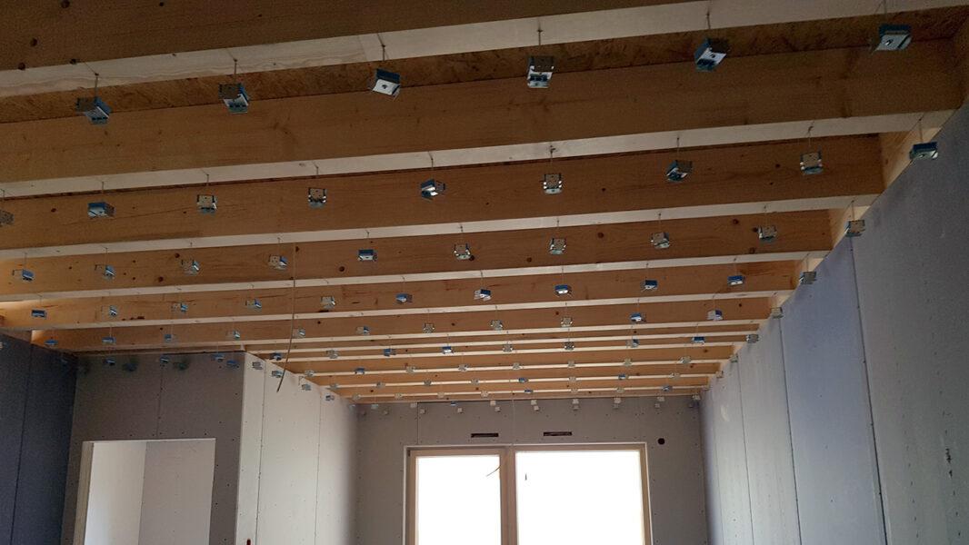 ceiling insulation