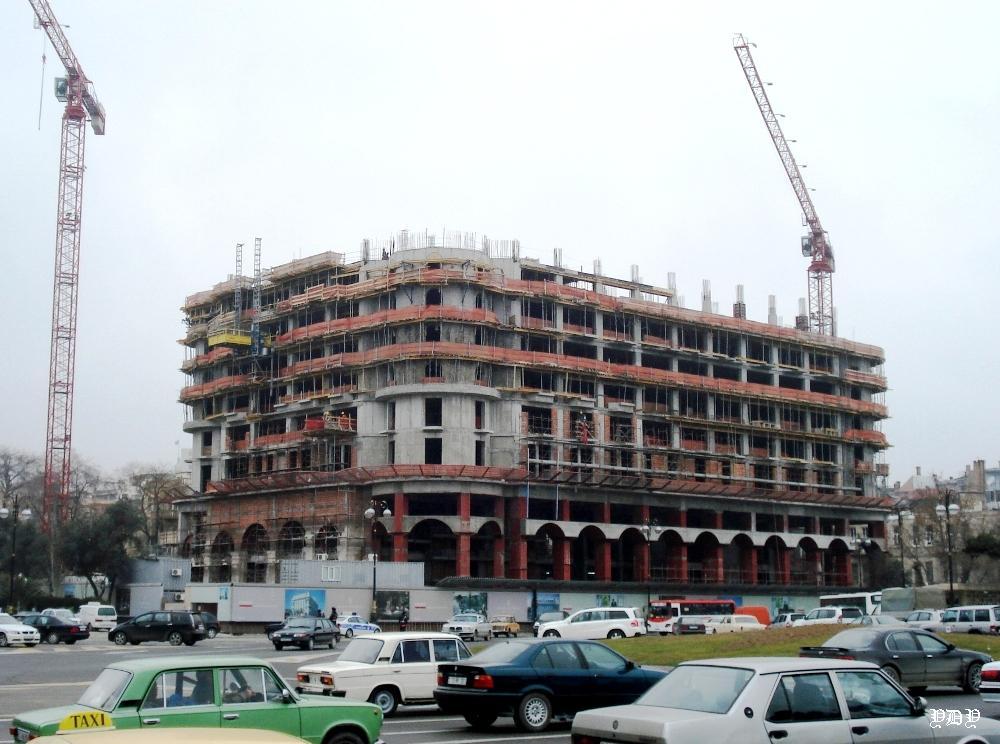 Four Season Hotel In Baku Azerbaijan Vibro Gr