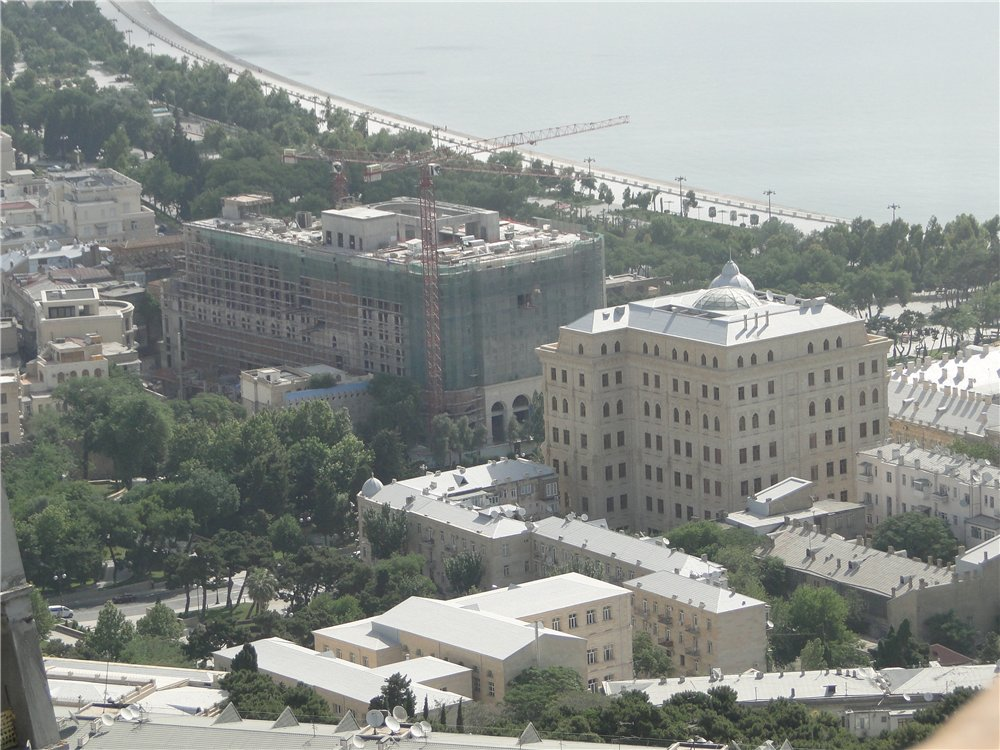 Installations – Four season hotel in Baku Azerbaijan 2
