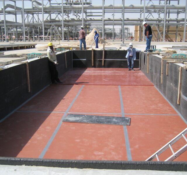 Regufoam – Floating construction
