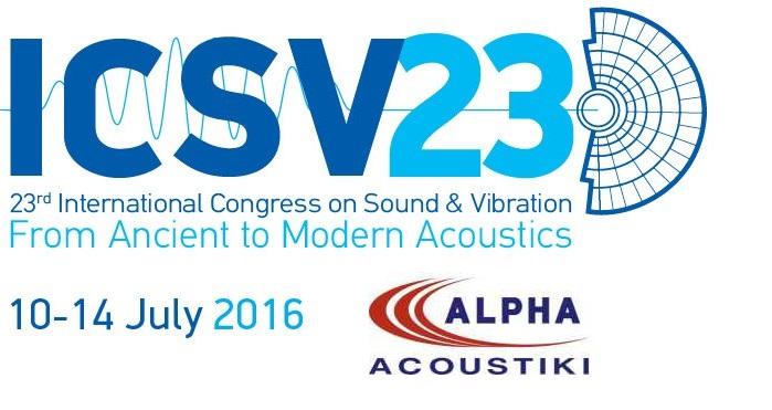 Acoustics Noise & Vibration ALPHA Acoustiki