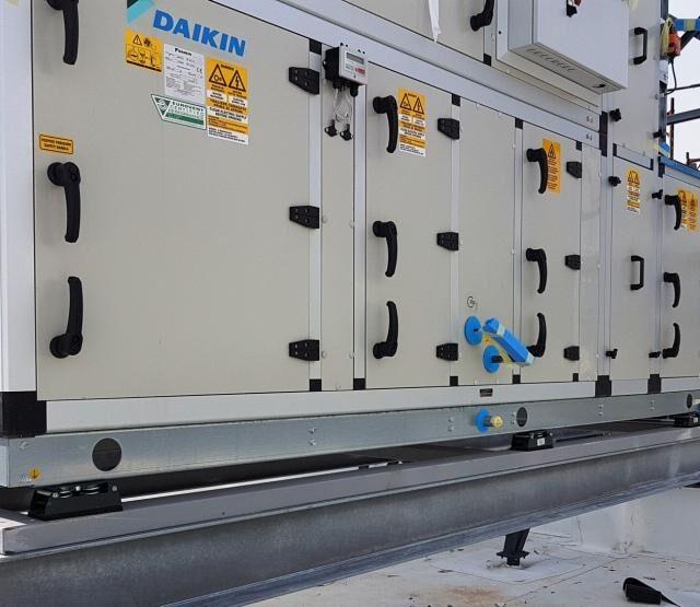 HVAC-Restraint-Spring-Isolator