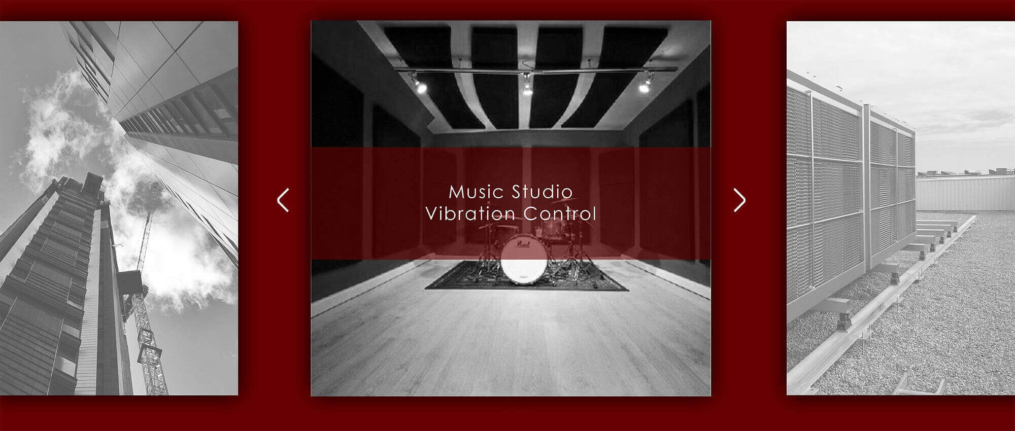antivibration-vibration-products-for-music-studio-vibration-control-systems
